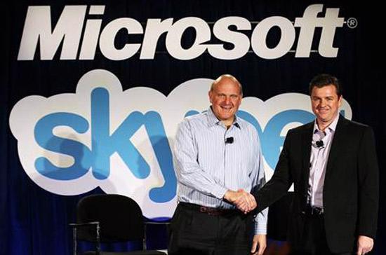 Với việc thu mua Skype, Microsoft đã gửi một thông điệp mạnh mẽ tới các đối thủ Apple và Google.