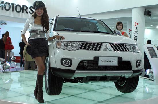 Pajero Sport sẽ là lựa chọn mới nhất cho thị trường SUV 7 chỗ hạng trung của Việt Nam - Ảnh: Bobi.