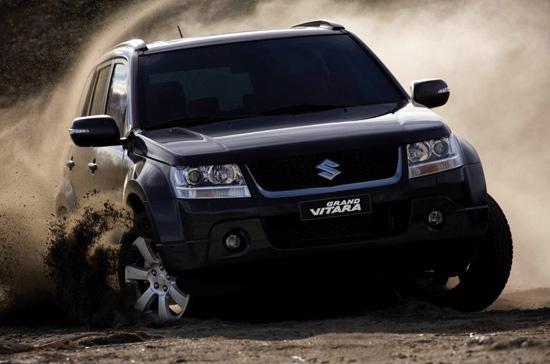 Grand Vitara sẽ là con bài quan trọng của Suzuki tại Việt Nam trong năm 2011.