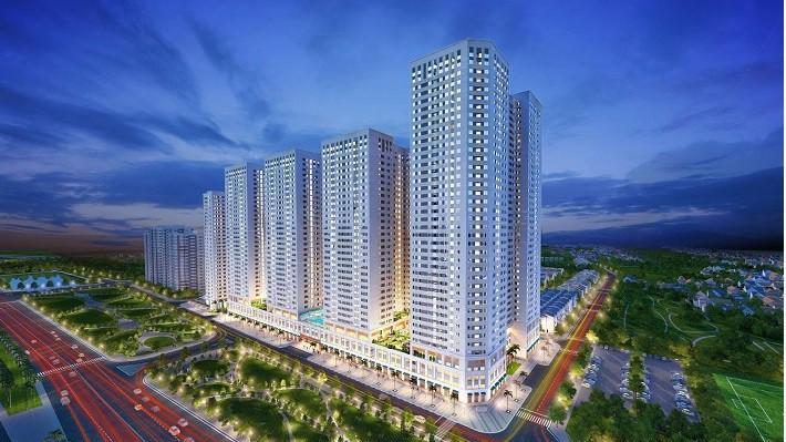 Eurowindow nằm gần Trung tâm Triển Lãm Quốc Gia, Công viên giải trí Kim Quy, đại dự án khu đô thị trục Nhật Tân - Nội Bài theo quy hoạch phát triển Đông Anh.