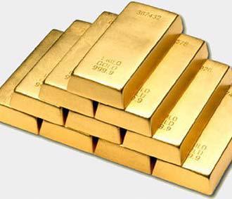 Giá vàng trong nước giảm do nhu cầu đã chững lại.