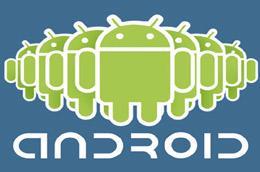 Hệ điều hành Android ngày càng phát triển.