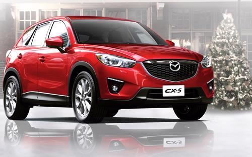 Với CX-5, doanh số bán của mẫu xe này đạt tới 172 chiếc trong tháng 11, tăng gần 20% so với tháng trước.