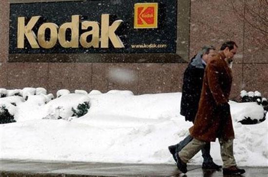 Doanh thu năm 2010 của Kodak giảm còn 7,2 tỷ USD và hãng đã thua lỗ suốt 4 năm qua.