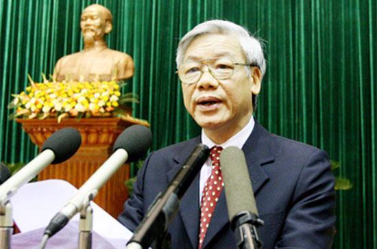 Tổng bí thư Ban chấp hành Trung ương Đảng cộng sản Việt Nam Nguyễn Phú Trọng sẽ thăm chính thức nước Cộng hòa Nhân dân Trung Hoa từ ngày 11 đến ngày 15/10.
