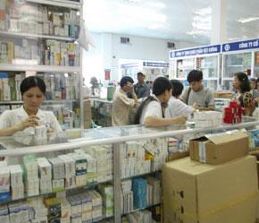 Giá thuốc Việt Nam đang phụ thuộc nhiều vào thị trường thế giới.