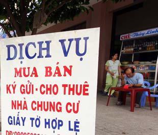 Hiện vẫn chưa có chế tài cụ thể đối với các doanh nghiệp không giao dịch qua sàn - Ảnh: Việt Tuấn.