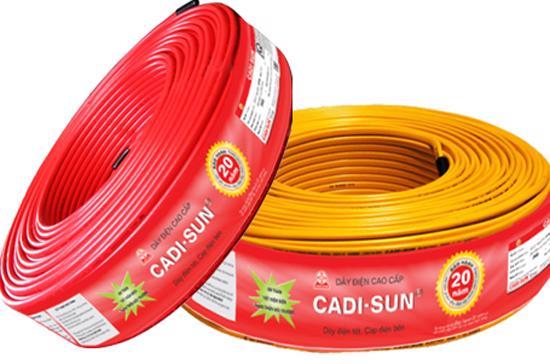 Chế độ bảo hành dây điện dân dụng CADI-SUN được áp dụng trên phạm vi toàn quốc. Sản phẩm sẽ nhận được bảo hành tại Phòng Chăm sóc khách hàng.