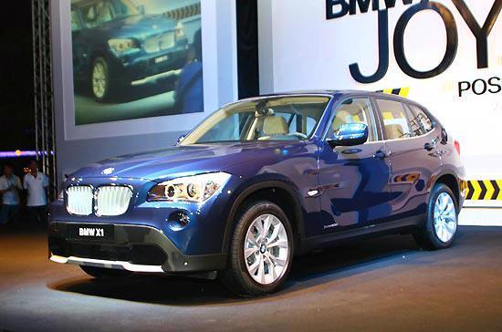 BMW X1 tại lễ ra mắt thị trường các tỉnh phía nam - Ảnh: Đức Quang.