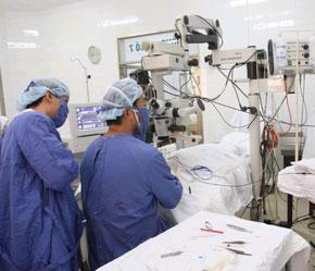 Với mô hình quản lý theo hướng tự chủ, tự quản, bệnh viện sẽ được tự chủ về nhân sự, huy động vốn đầu tư phát triển, bãi bỏ chỉ tiêu giao giường bệnh cho bệnh viện...