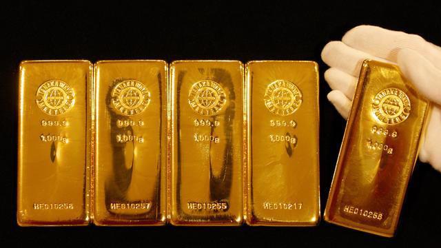 Giá vàng đã tăng khoảng 20% trong năm nay - Ảnh: Reuters.