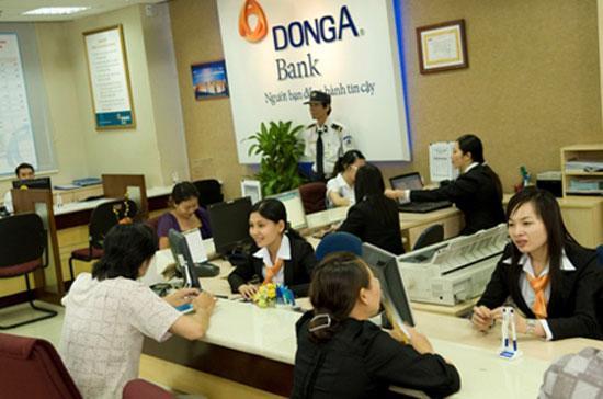 Ngân hàng Nhà nước chi nhánh Tây Ninh đã có quyết định số 119/QĐ-TNI xử lý vi phạm huy động vốn vượt trần lãi suất 14%/năm tại DongA Bank chi nhánh Tây Ninh.