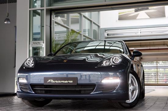 Panamera V6 là lựa chọn hoàn hảo cho những người trót đam mê Porsche - Ảnh: Bobi.