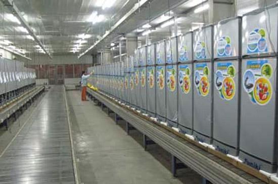 Theo HPG, Công ty Điện lạnh Hòa Phát đã tăng tới 300% công suất để đáp ứng nhu cầu thị trường.