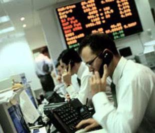 Thị trường chứng khoán Nga vừa trải qua một đợt chao đảo mạnh.