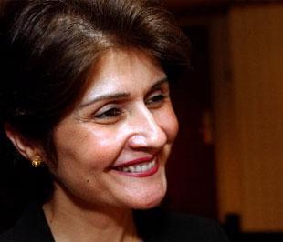 Bà Goli Ameri, Trợ lý Ngoại trưởng Hoa Kỳ về Các vấn đề giáo dục và văn hóa.