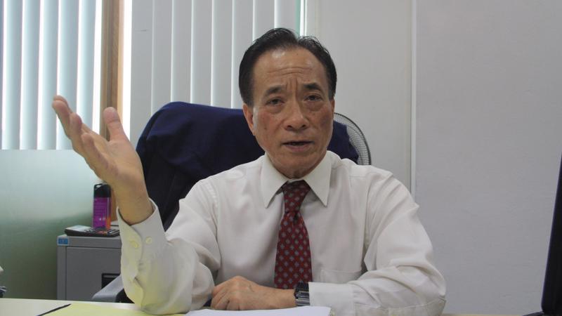 Chuyên gia tài chính TS.Nguyễn Trí Hiếu.