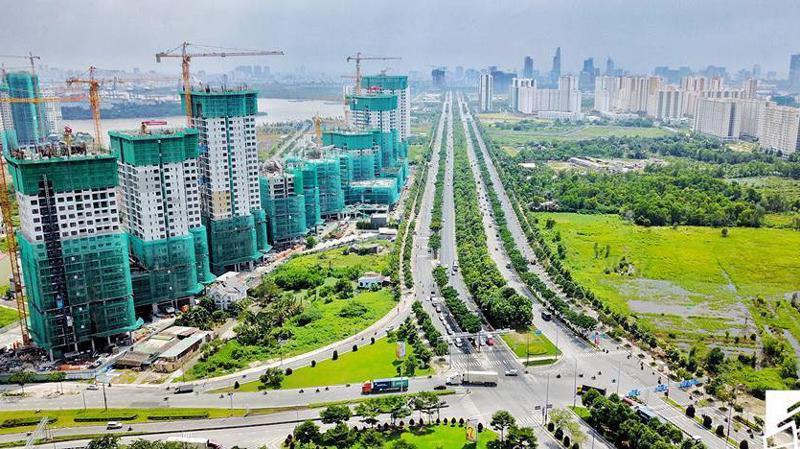 Nhìn chung, ở Hà Nội và Tp.HCM, lượng tiêu thụ với sản phẩm căn hộ chung cư vẫn chiếm đa số, đặc biệt là loại hình căn hộ có mức giá vừa túi tiền, khoảng dưới 30 triệu đồng/m2.