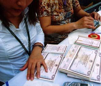 Các doanh nghiệp thực hiện phát hành trái phiếu quốc tế phải theo nguyên tắc tự vay, tự trả, tự chịu trách nhiệm về hiệu quả sử dụng vốn huy động được từ phát hành - Ảnh: Việt Tuấn.