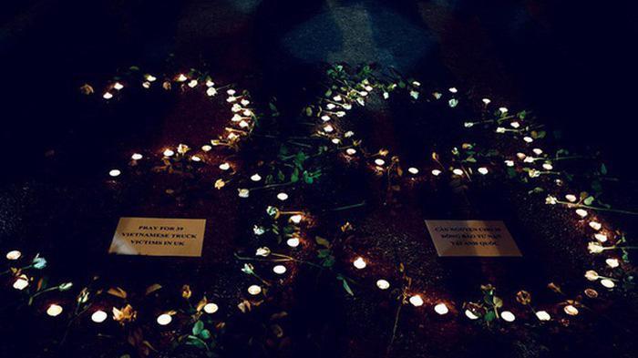 39 nạn nhân thiệt mạng trong container được phát hiện tại hạt Essex, Đông Bắc London, Vương quốc Anh vào ngày 23/10/2019 đều là người Việt Nam.
