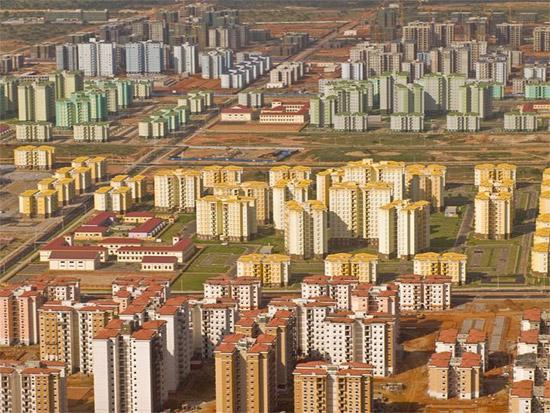 """Theo tờ Business Insider, """"thành phố ma"""" này là sản phẩm của tập đoàn đầu tư quốc gia mang tên China International Trust Investment Corporation (CITIC) của Trung Quốc."""
