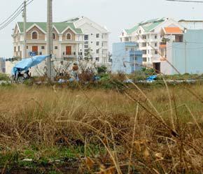 Từ năm 2007 - 2010, Hà Nội sẽ chuyển mục đích sử dụng 3.603 ha đất để phát triển công nghiệp, đô thị, dịch vụ.