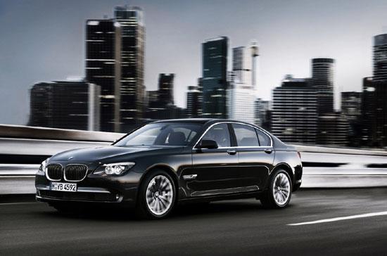 Ở phiên bản này, BMW 7 series sở hữu khá nhiều cải tiến.