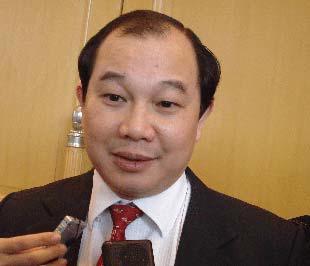 Ông Nguyễn Cẩm Tú - Ảnh: M.Chung.