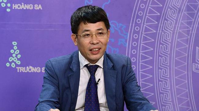 Phó tổng cục trưởng Tổng cục Quản lý đất đai Mai Văn Phấn.