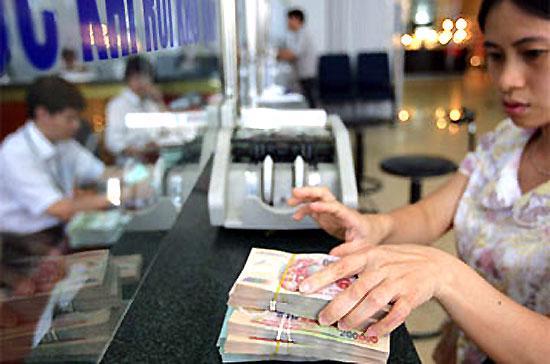 Khi các ngân hàng thương mại cải thiện được thanh khoản thì tự khắc lãi suất sẽ giảm.