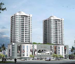 TD Plaza Hải Phòng là một dự án tiêu biểu của TD Group.