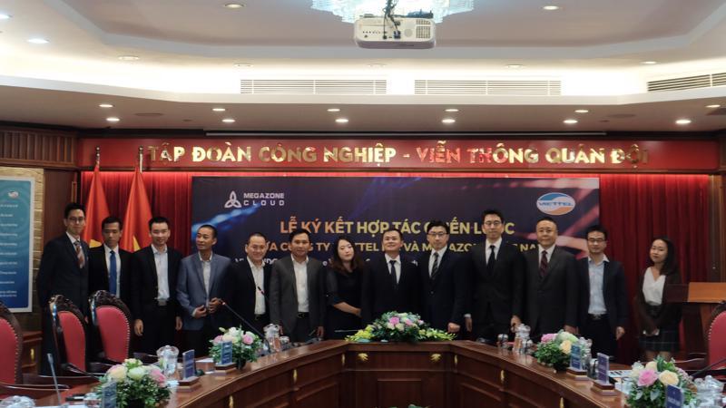 """Ở giai đoạn đầu của thỏa thuận, hai bên sẽ phối hợp cung cấp các dịch vụ """"make in Viettel"""" đến các doanh nghiệp Hàn Quốc hiện đang hoạt động tại Việt Nam."""