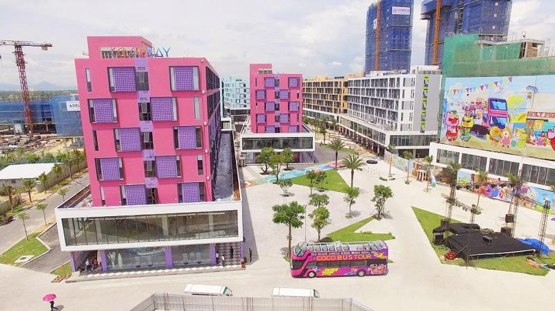 Công ty Thành Đô dường như đang gặp quá nhiều khó khăn với dự án Cocobay Đà Nẵng.