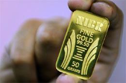 Theo số liệu của Hội đồng Vàng Thế giới, trong quý 2/2009, tiêu thụ vàng trang sức của thế giới đã giảm 20% so với cùng kỳ năm trước vì giá cao, trong khi nhu cầu đầu tư vàng tăng 51% - Ảnh: Getty Images.