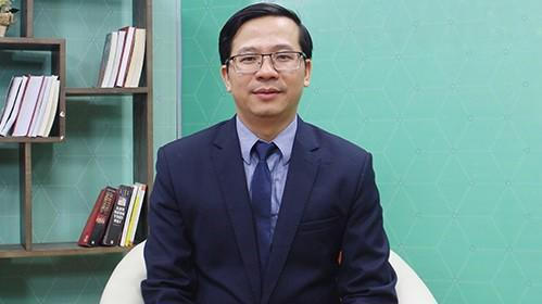 Ông Vũ Văn Giáp, Tổng thư ký Hội Hô hấp Việt Nam