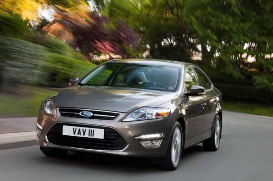 Ford Mondeo đời 2011 mang nhiều nét cách tân mới - Ảnh: AutoEvolution.