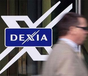 Dexia là ngân hàng lớn nhất thế giới trong lĩnh vực cho vay đối với các chính phủ địa phương - Ảnh: Reuters.