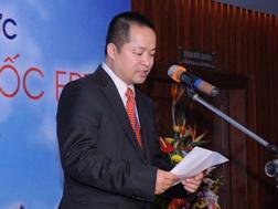 Ông Trương Đình Anh chính thức thay thế vị trí của người tiền nhiệm Nguyễn Thành Nam tại FPT.