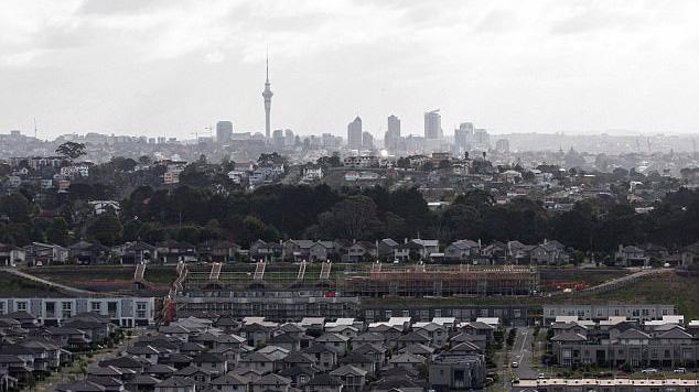 Theo ước tính của ngân hàng ANZ hồi tháng 2, nguồn cung nhà ở New Zealand thiếu khoảng 60.000 căn và đang tăng khoảng 40 căn mỗi ngày - Ảnh: Bloomberg.