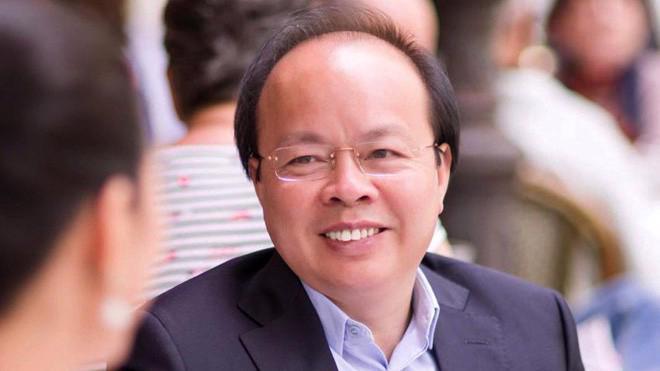 Ông Huỳnh Quang Hải.