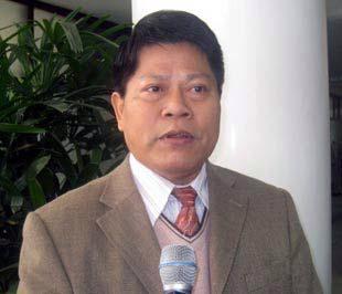 Ông Nguyễn Trọng Tín.