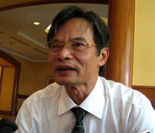 Ông Lê Xuân Nghĩa, Phó chủ tịch Ủy ban Giám sát tài chính Quốc gia - Ảnh: Anh Quân.