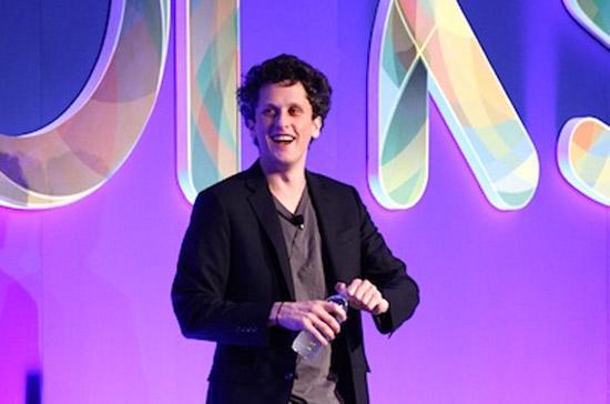 Aaron Levie, nhà sáng lập công ty Box.