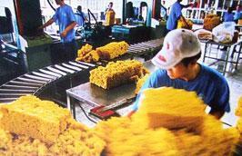 Hầu hết các mặt hàng nông sản đều có kim ngạch tăng trưởng dương; trong đó dẫn đầu là cao su, tăng 94,4%.