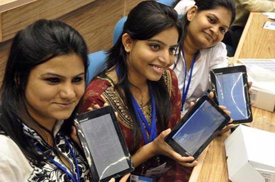 Sản phẩm máy tính bảng của Ấn Độ có giá 35 USD.
