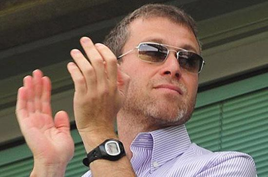 Tỷ phú Roman Abramovich.
