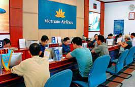Dịch vụ mới của Vietnam Airlines tiết kiệm đáng kể thời gian cho hành khách.