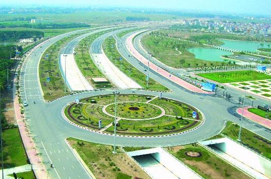 Đường Láng - Hòa Lạc chính thức thành Đại lộ Thăng Long - Nhịp sống kinh tế  Việt Nam & Thế giới