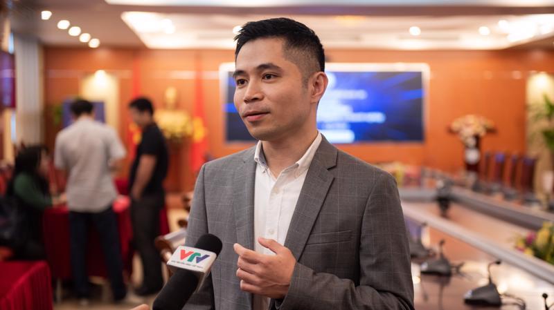 Ông Bùi Đình Giáp, nhà sáng lập, Giám đốc Nền tảng tự động hóa quy trình nghiệp vụ akaBot.