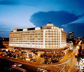 Khách sạn Park Hyatt Saigon.